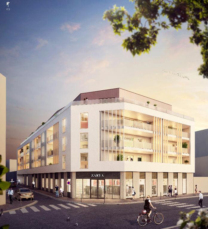 Appartement à vendre 2 45.29m2 à Béziers vignette-2