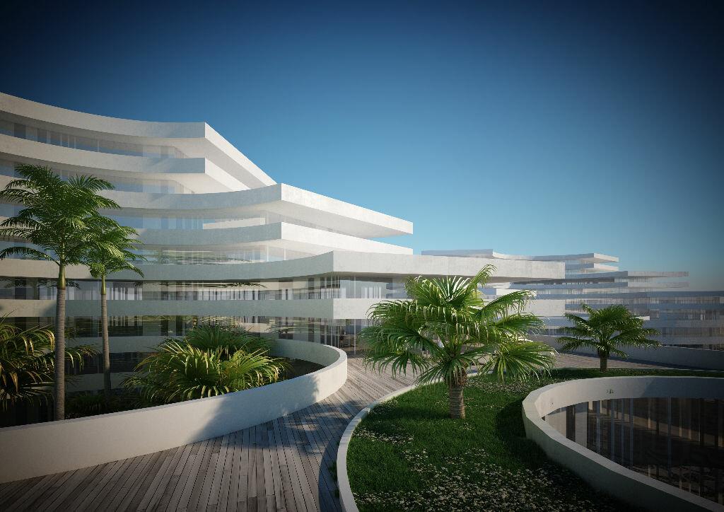 Appartement à vendre 1 32.2m2 à Le Cap d'Agde - Agde vignette-4