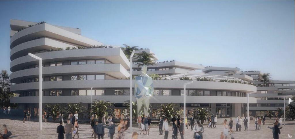 Appartement à vendre 3 55.4m2 à Le Cap d'Agde - Agde vignette-1