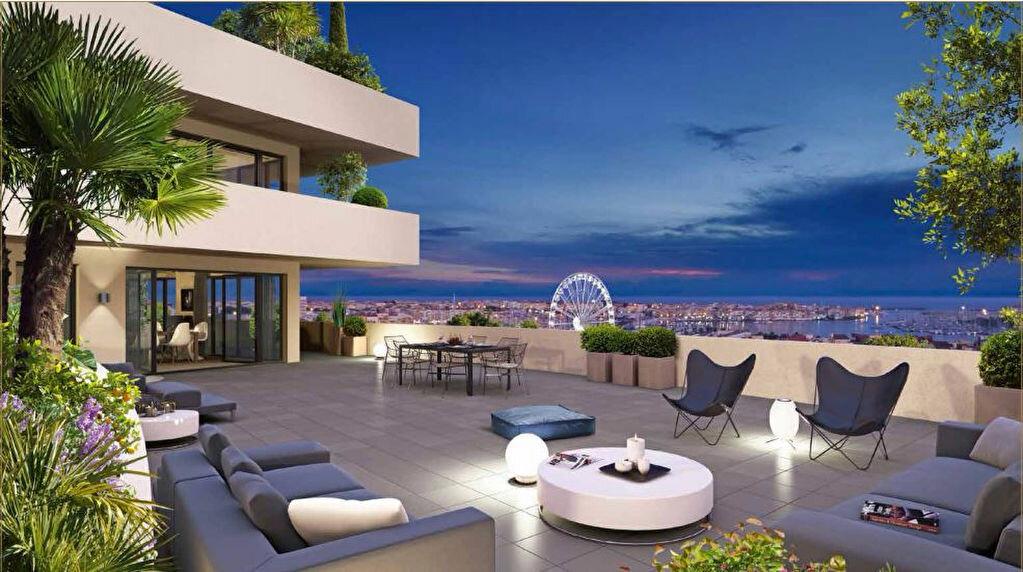 Appartement à vendre 3 55.4m2 à Le Cap d'Agde - Agde vignette-2