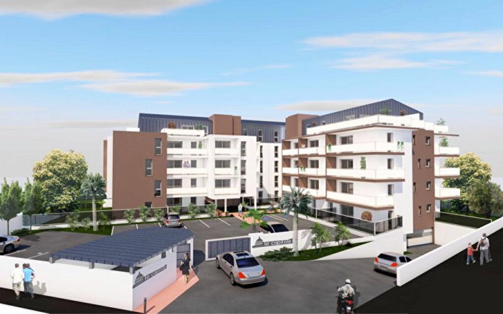 Appartement à vendre 3 55m2 à Béziers vignette-1