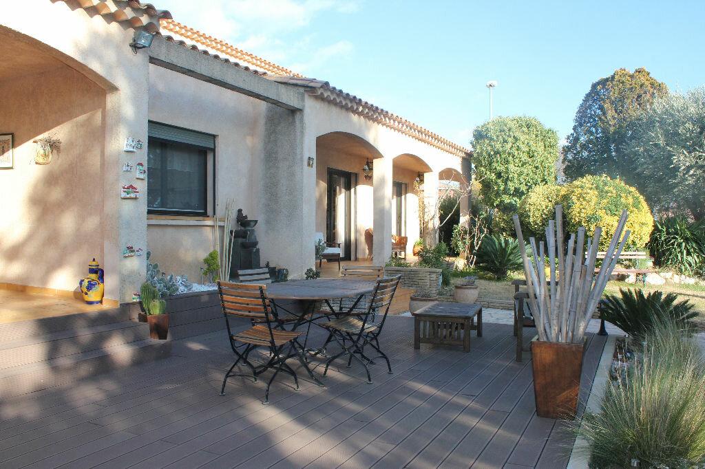 Maison à vendre 5 150m2 à Florensac vignette-1