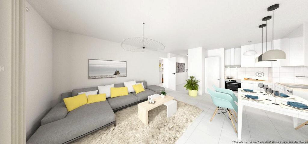 Appartement à vendre 3 57m2 à Marseillan vignette-3
