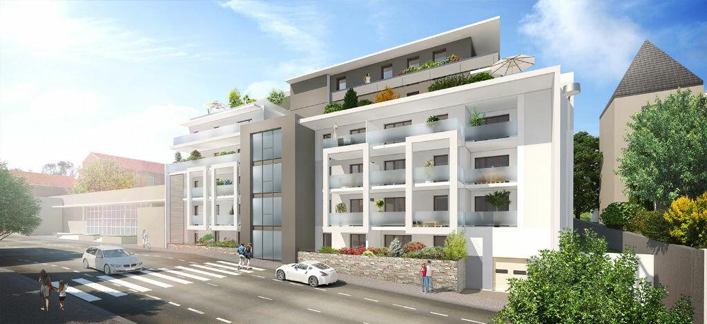 Appartement à vendre 2 39.72m2 à Béziers vignette-1