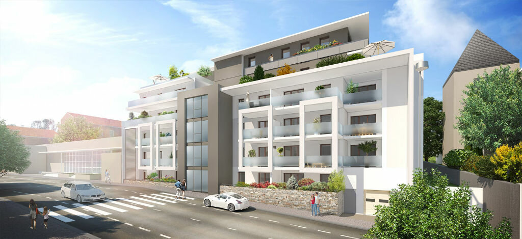 Appartement à vendre 2 39.53m2 à Béziers vignette-2