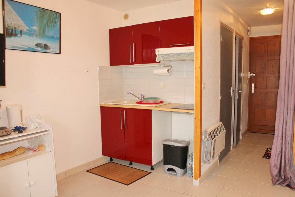 Appartement à vendre 1 19m2 à Marseillan vignette-1
