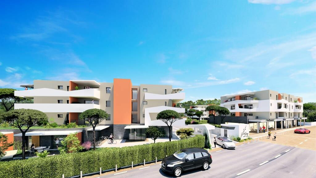 Appartement à vendre 2 47.05m2 à Sérignan vignette-1