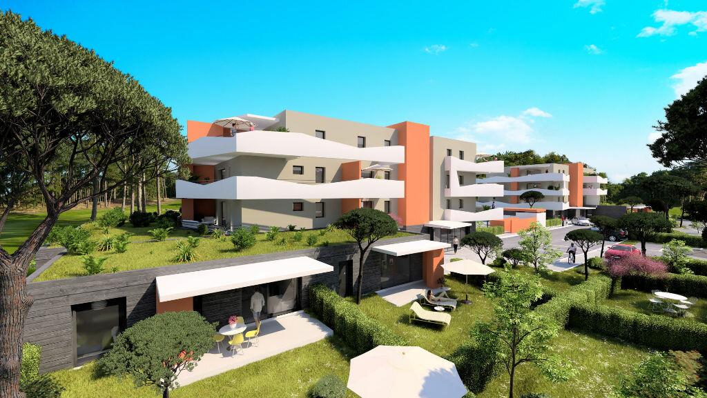 Appartement à vendre 2 45.75m2 à Sérignan vignette-2