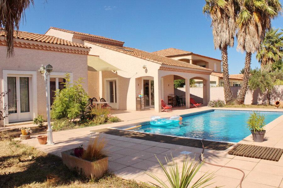 Maison à vendre 7 185m2 à Marseillan vignette-4