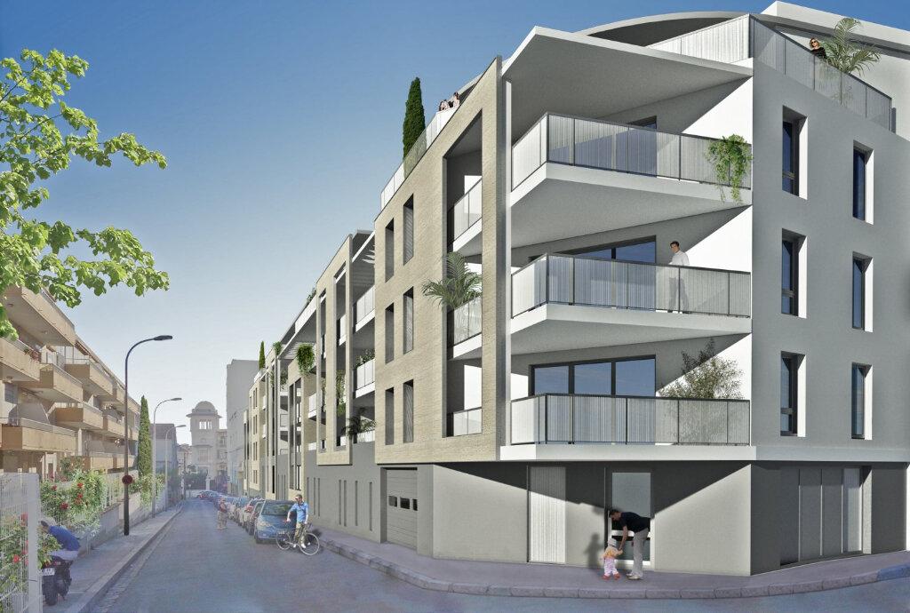 Appartement à vendre 3 61.67m2 à Béziers vignette-1