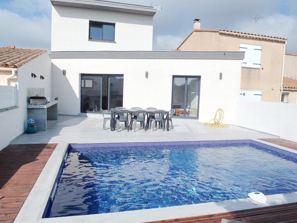 Maison à vendre 4 100m2 à Marseillan vignette-1