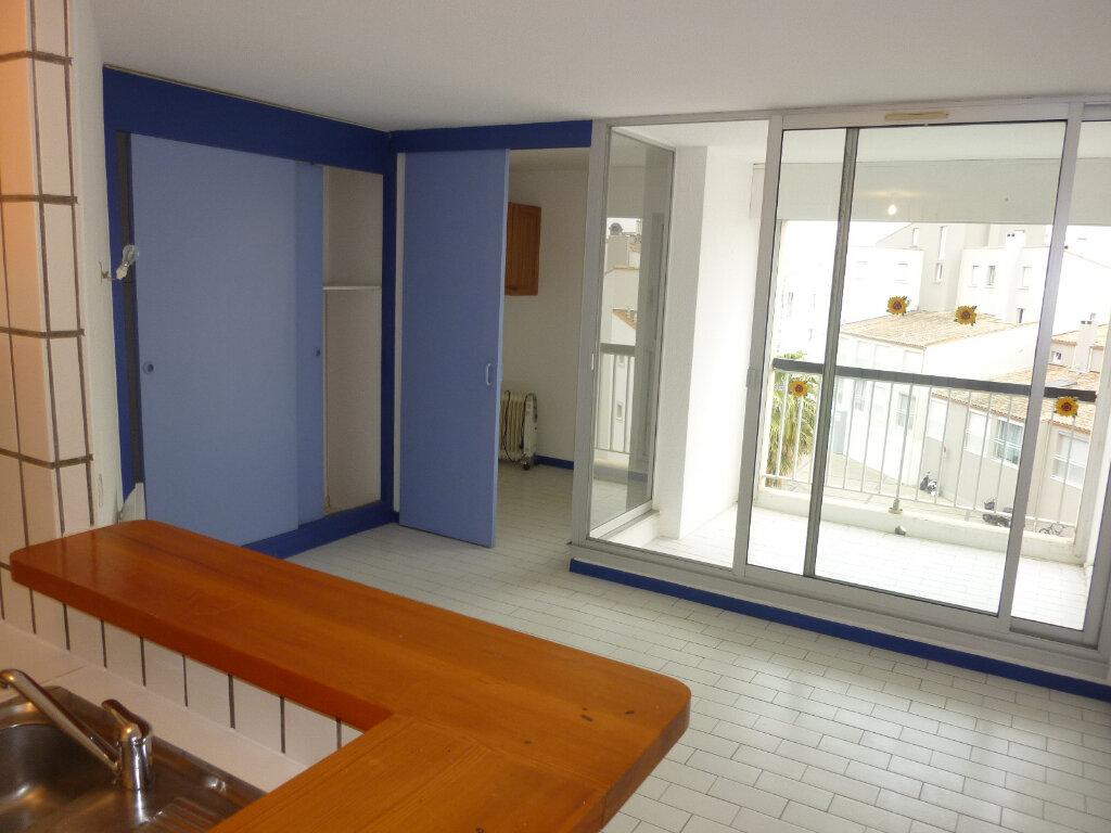 Appartement à louer 1 25m2 à Le Cap d'Agde - Agde vignette-1