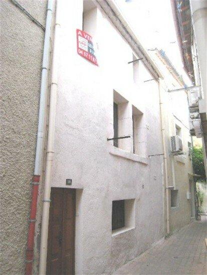 Maison à vendre 3 55m2 à Gigean vignette-1