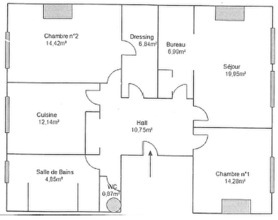 Appartement à louer 3 91.09m2 à Toulon vignette-10