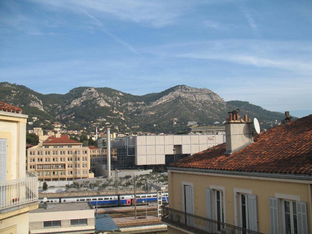 Appartement à louer 1 25.42m2 à Toulon vignette-5