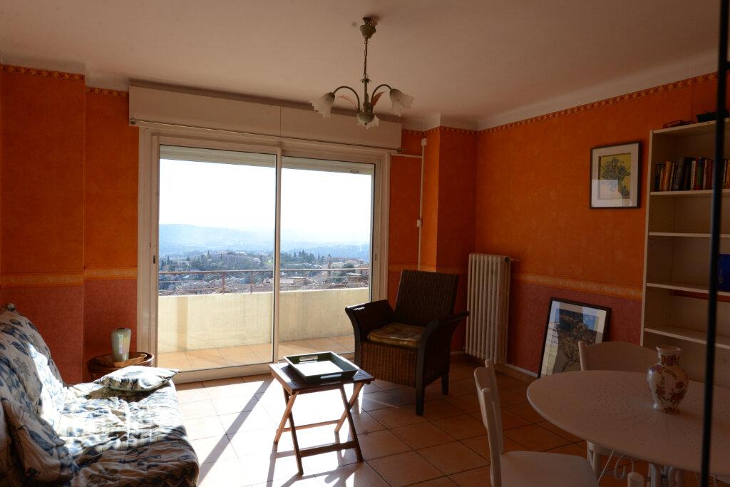 Appartement à louer 2 40m2 à Grasse vignette-2