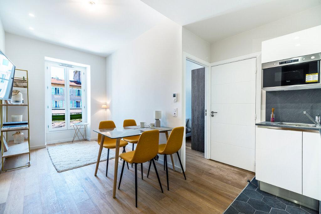Appartement à vendre 2 28.68m2 à Nice vignette-1