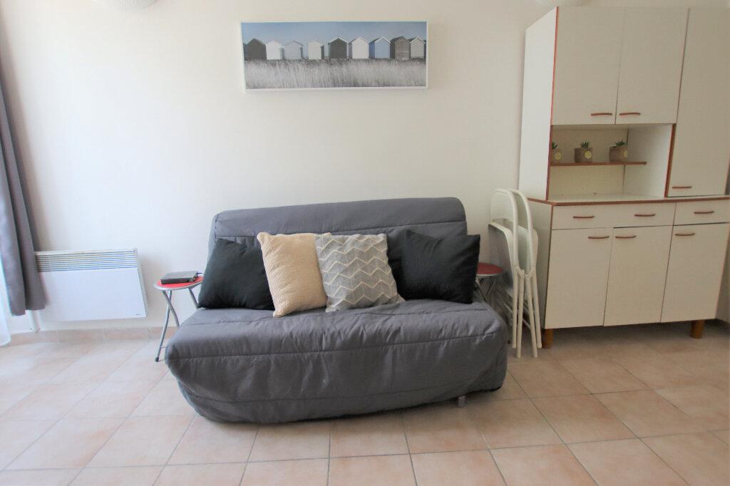 Appartement à louer 1 21.43m2 à Nice vignette-3