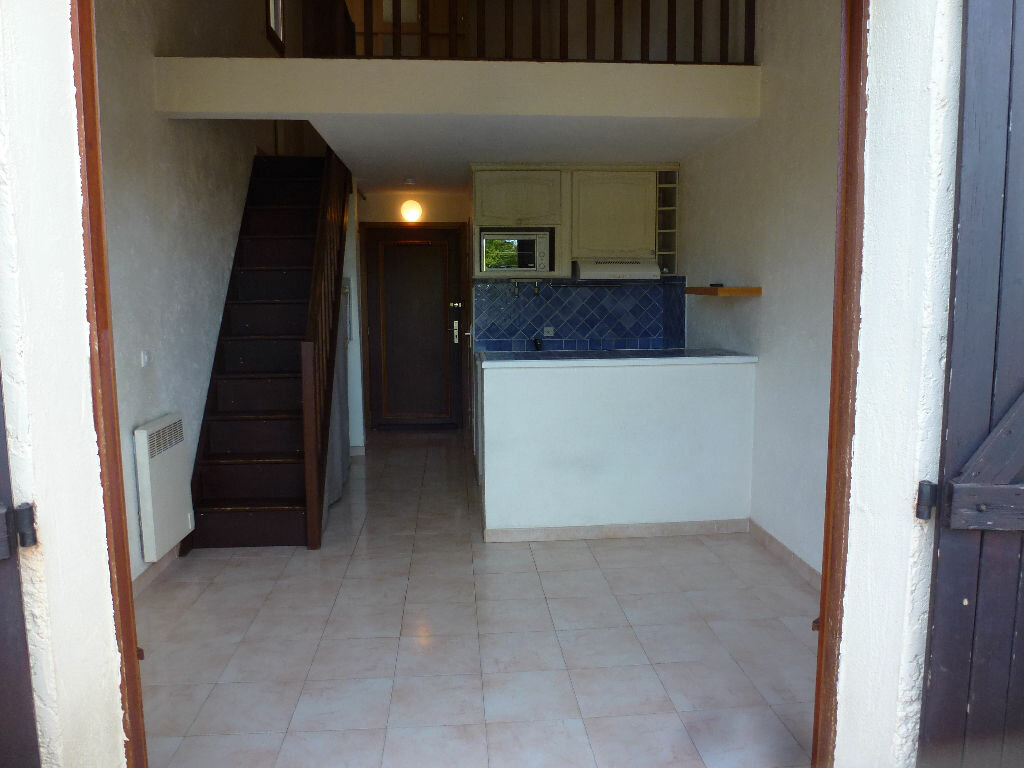 Appartement à louer 1 29.05m2 à Villeneuve-Loubet vignette-3