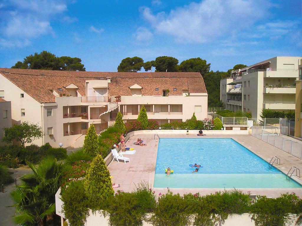 Appartement à louer 2 43.5m2 à Villeneuve-Loubet vignette-1