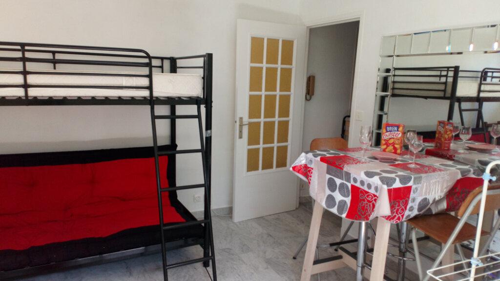 Appartement à louer 1 26.76m2 à Villeneuve-Loubet vignette-2