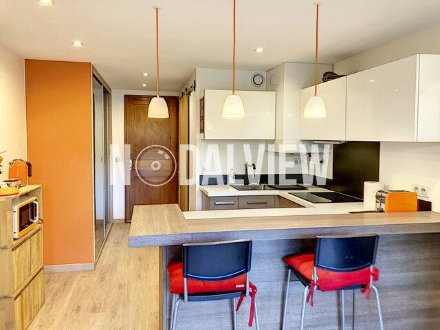 Appartement à louer 1 25.4m2 à Villeneuve-Loubet vignette-2