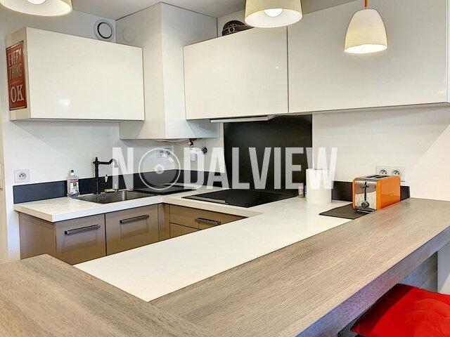 Appartement à louer 1 25.4m2 à Villeneuve-Loubet vignette-3