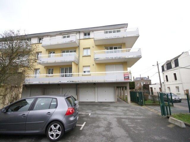 Stationnement à louer 0 10m2 à Le Havre vignette-1