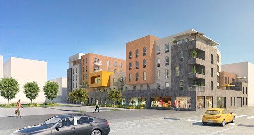 Appartement à louer 2 41.33m2 à Le Havre vignette-1