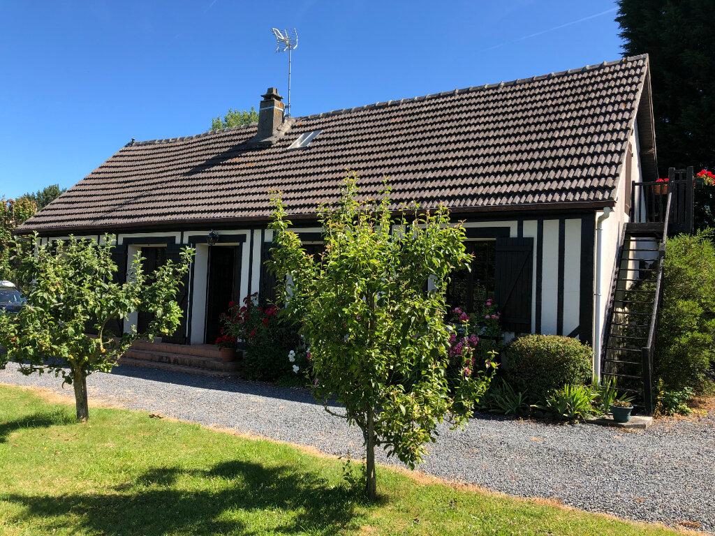 Maison à vendre 4 102m2 à Gonneville-sur-Mer vignette-1