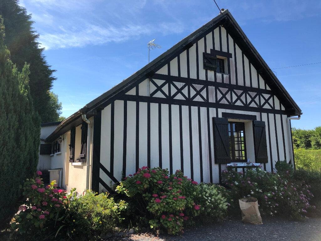 Maison à vendre 4 102m2 à Gonneville-sur-Mer vignette-2