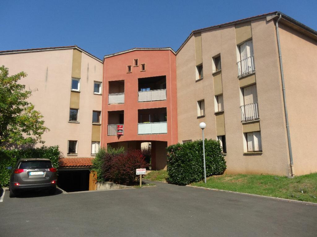 Appartement à louer 1 30m2 à Albi vignette-5