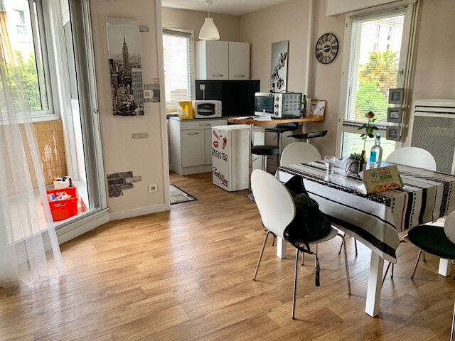 Appartement à louer 2 37.8m2 à Brest vignette-2