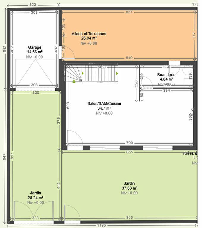 Maison à vendre 4 100m2 à Arles vignette-2