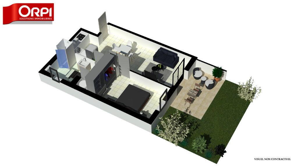 Appartement à louer 2 44.73m2 à Istres vignette-8