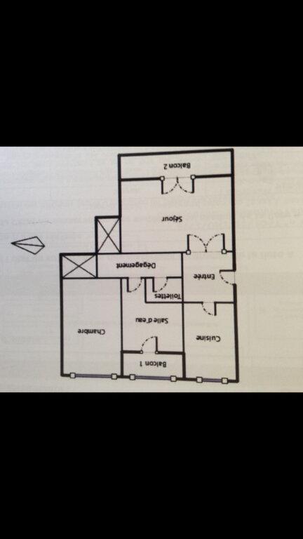 Appartement à vendre 2 43.11m2 à Salon-de-Provence vignette-2