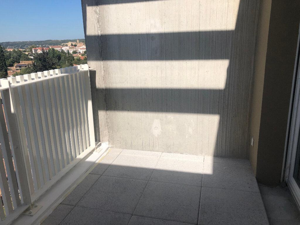 Appartement à louer 2 40.74m2 à Istres vignette-2