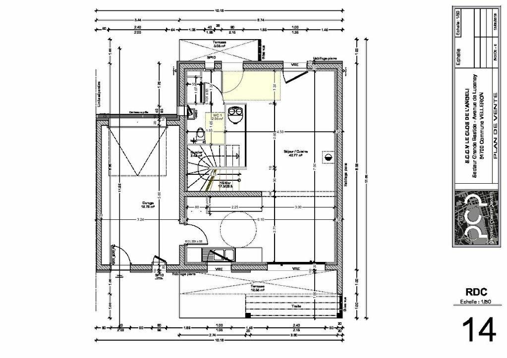 Maison à vendre 4 89.18m2 à Velleron vignette-5