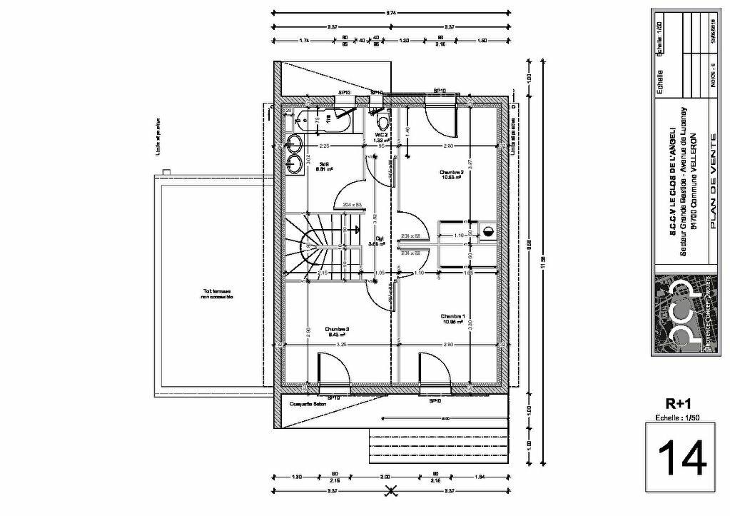 Maison à vendre 4 89.18m2 à Velleron vignette-6