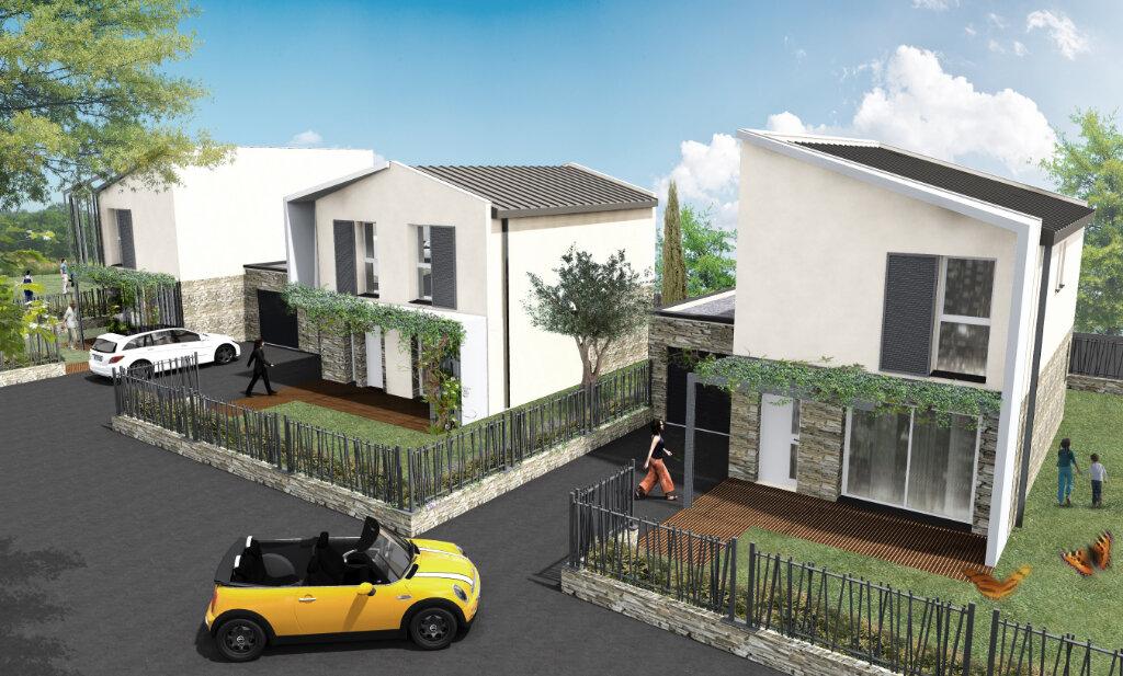 Maison à vendre 3 60.04m2 à Velleron vignette-1