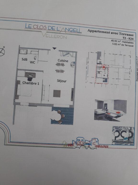 Appartement à louer 2 46m2 à Saint-Rémy-de-Provence vignette-4