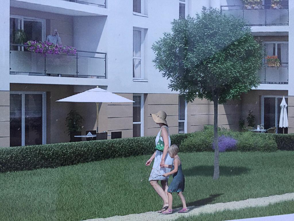 Appartement à louer 3 58.89m2 à Tours vignette-1