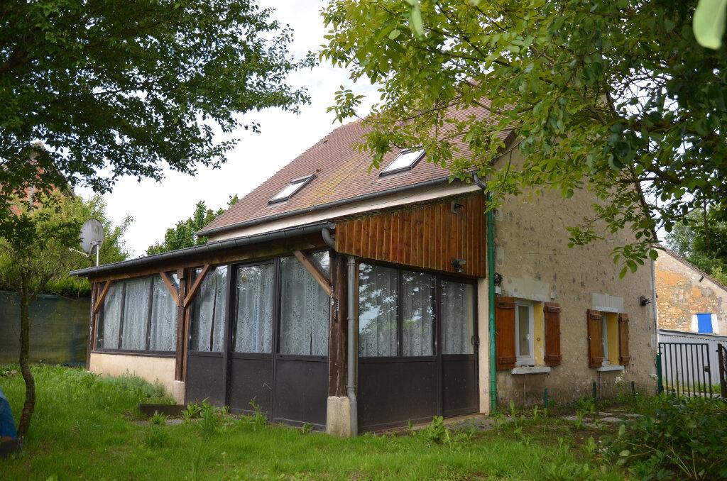 Maison à vendre 4 100m2 à Mauves-sur-Huisne vignette-1