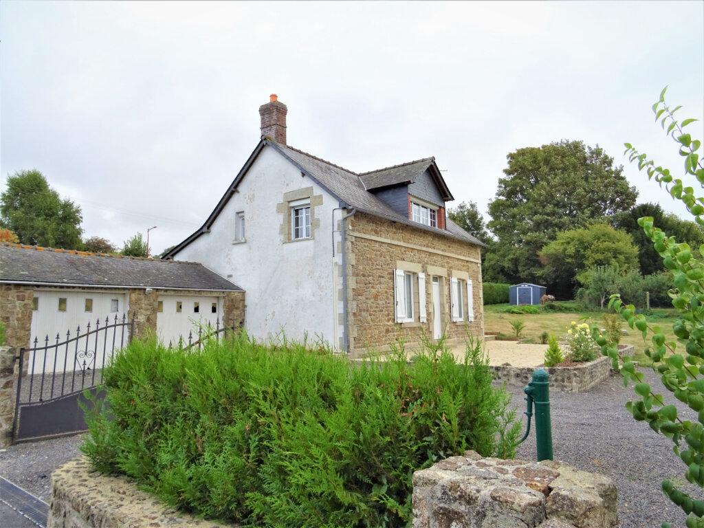 Maison à vendre 5 95m2 à Saint-Denis-sur-Sarthon vignette-3