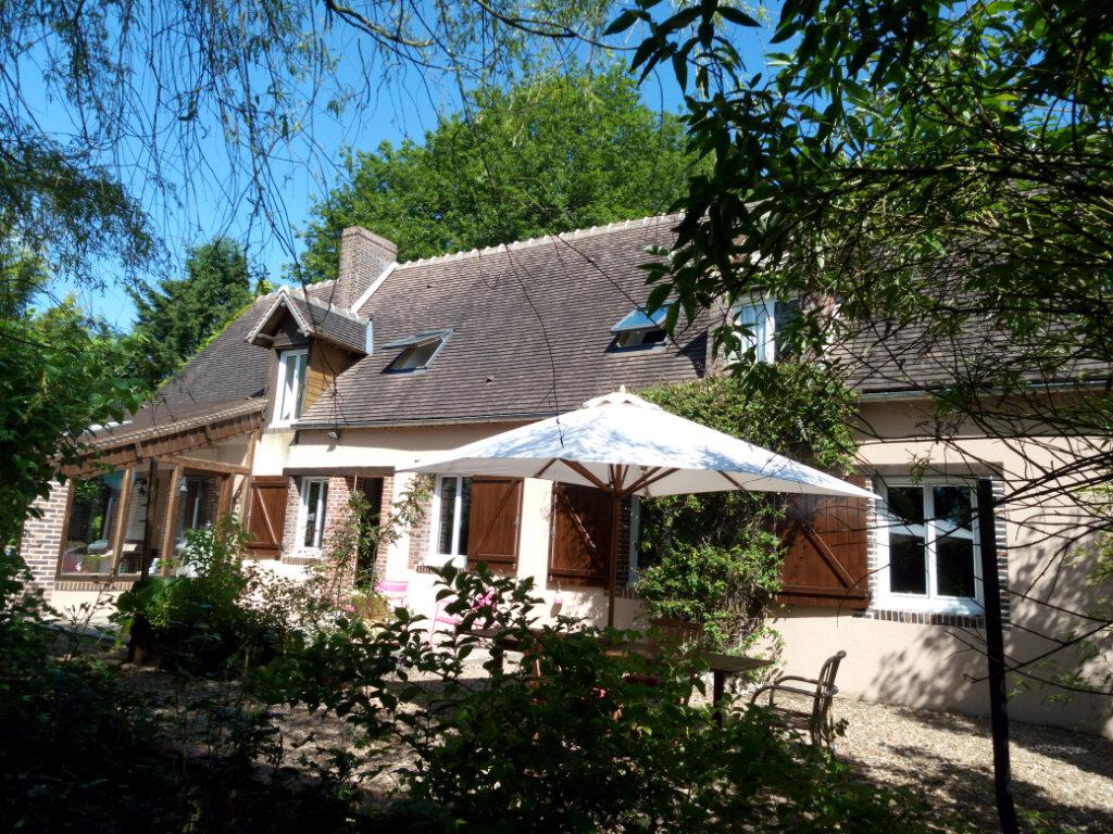 Maison à vendre 8 153m2 à Argenvilliers vignette-1