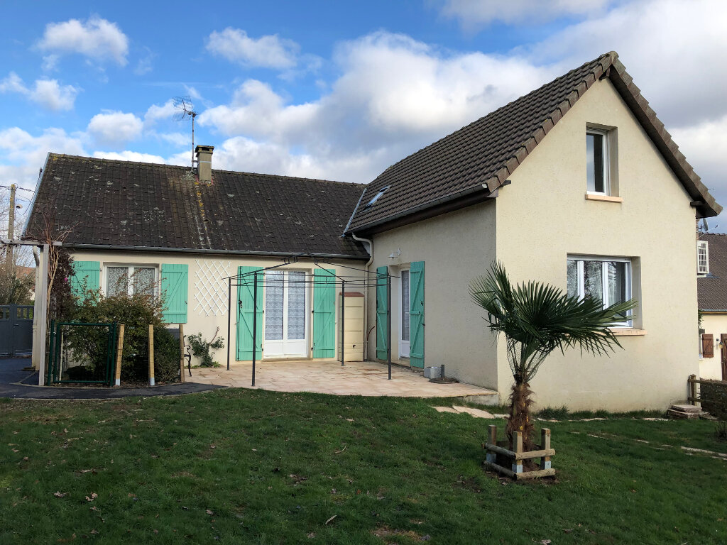 Maison à vendre 8 135m2 à Nogent-le-Rotrou vignette-3