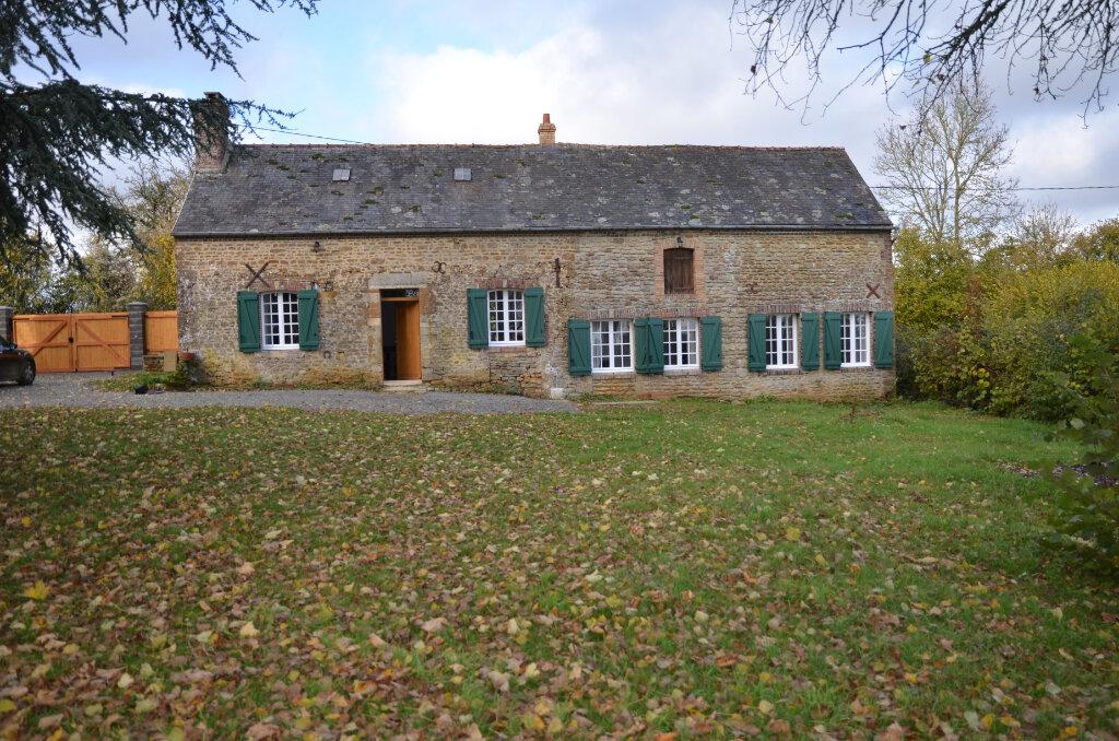 Maison à vendre 4 150m2 à Fay vignette-1