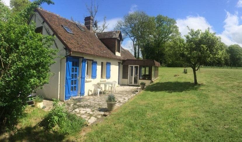Maison à vendre 5 95m2 à La Fresnaye-sur-Chédouet vignette-1
