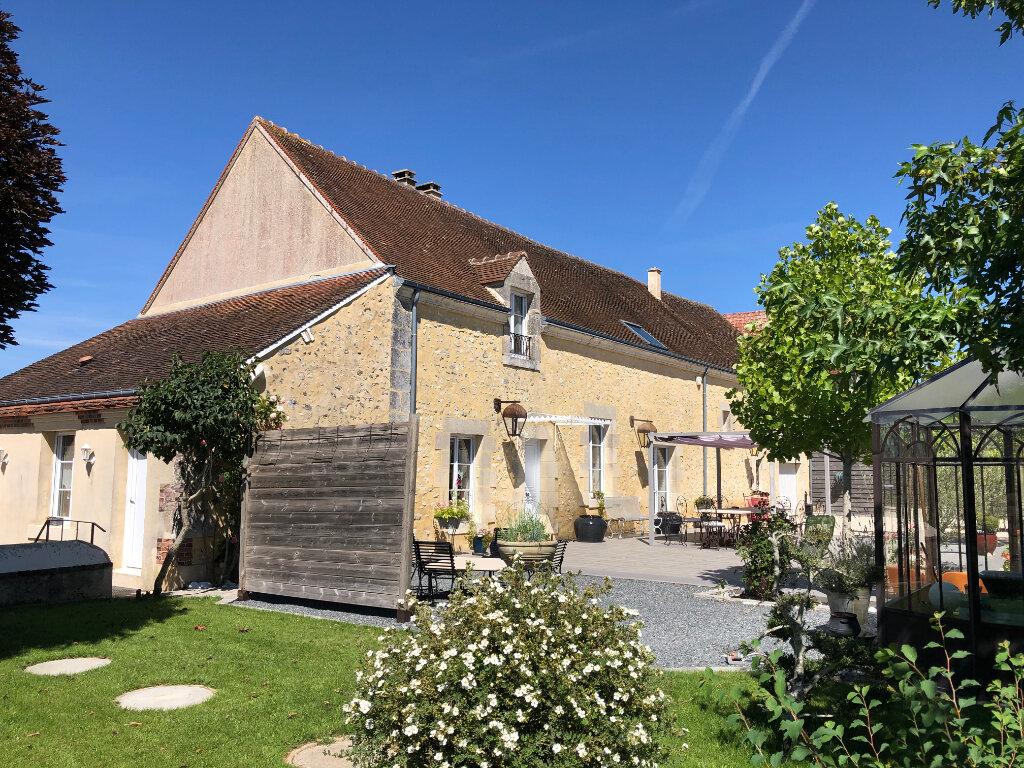 Maison à vendre 5 250m2 à Champrond-en-Perchet vignette-1
