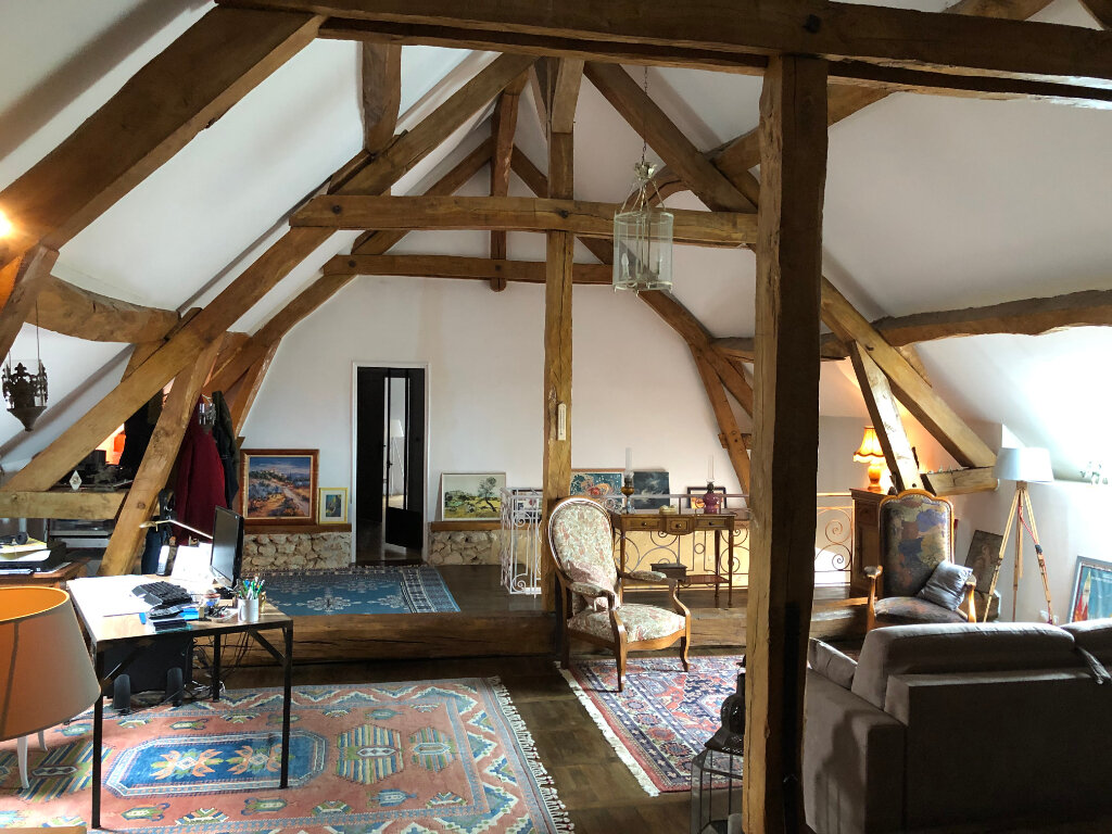 Maison à vendre 5 250m2 à Champrond-en-Perchet vignette-5